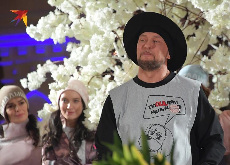 Дизайнер одежды Игорь Гуляев.