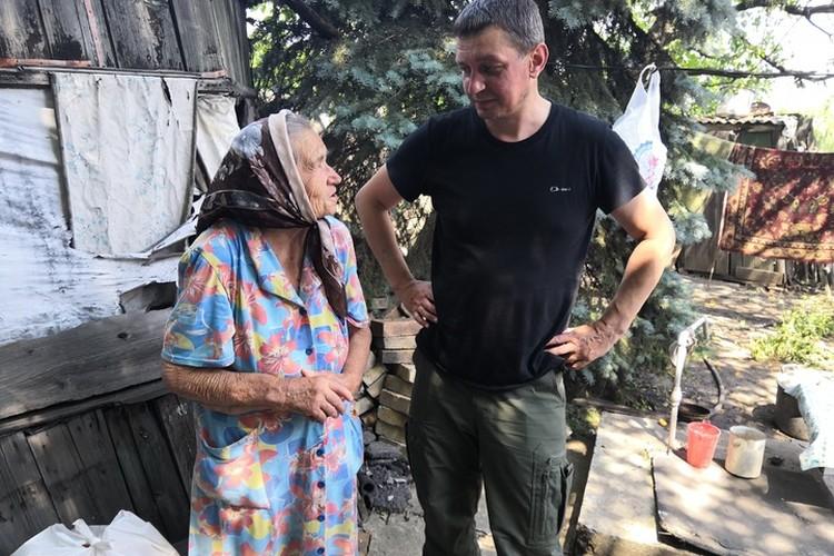 """На счету группы """"ТеплоСердец"""" не только помощь старикам, но и участие в благотворительных проектах и акциях. Фото: архив Виктора Артамонова"""