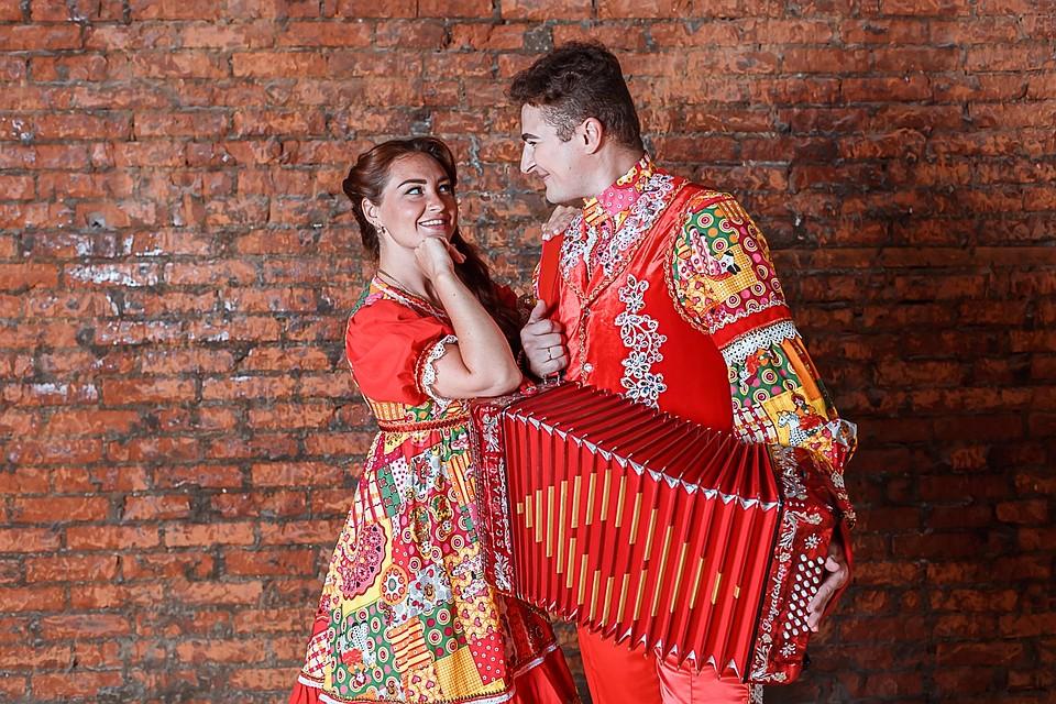 Марта Серебрякова и Святослав Шершуков Фото: Из материалов пресс-службы