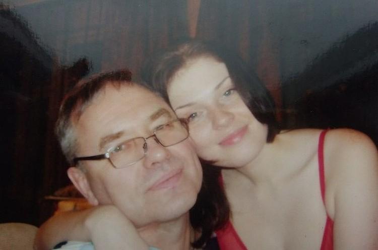 Ирина и Сергей. Фото из семейного архива