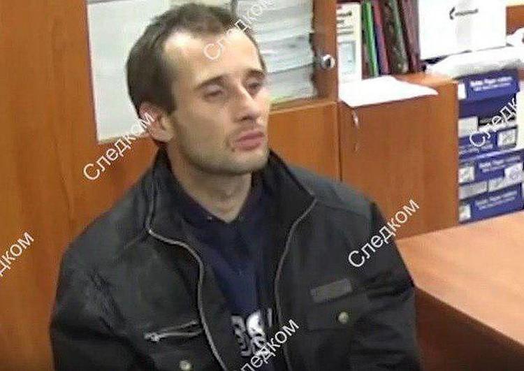 Михаил Туватин. Кадр из видео СК РФ