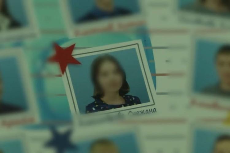 Фотограрфий девочек нигде нет, только на общем школьном фото. Фото: vn.ru.
