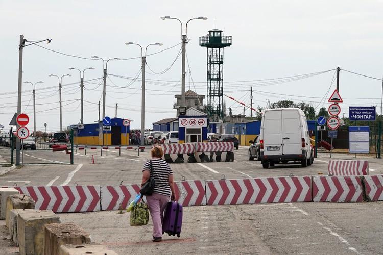 В Киеве предлагают укрепить границу Украины, построив стену между Незалежной и ДНР и ЛНР.
