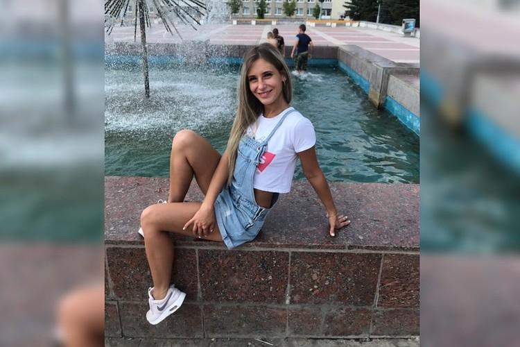 У Ксении Каторгиной осталась маленькая дочь. Фото: соцсети