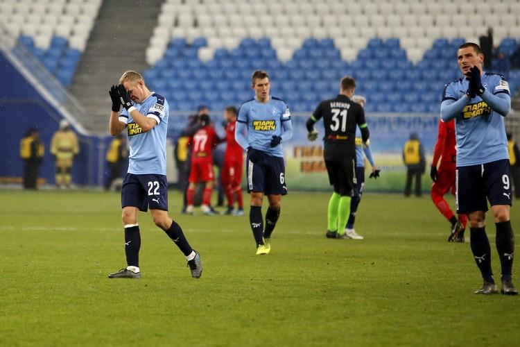 Серия «Крыльев» без побед достигла шести матчей.