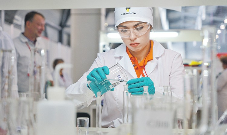В новом Едином лабораторном комплексе РНПК делают около 300 различных методов исследований.