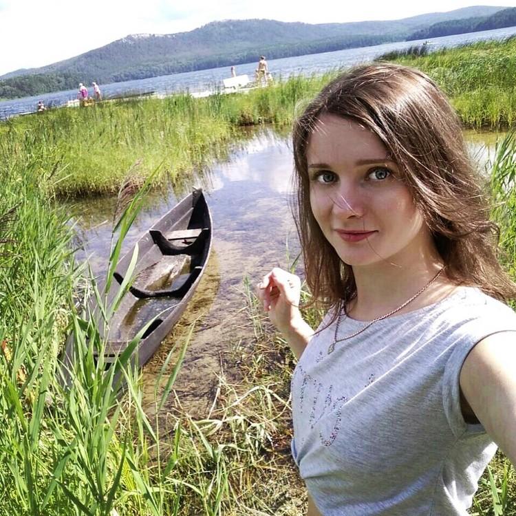 Ксении Солтановой было 28 лет. Девушка занимала высокую должность в Сбербанке. Фото: СОЦСЕТИ