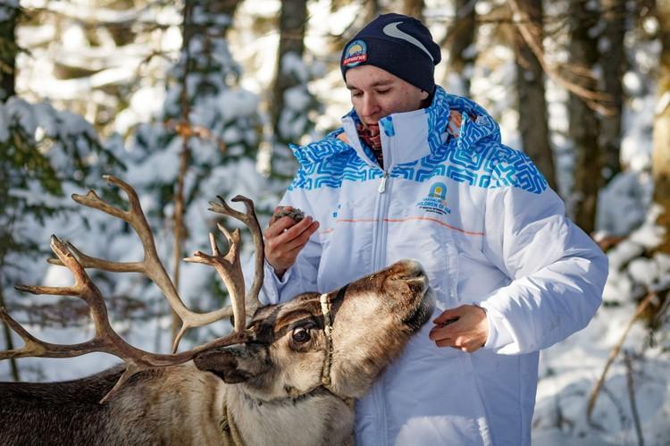 Алексей Ткаченко очень любит то дело, которым начал заниматься благодаря программе «Дальневосточный гектар». Фото: Егор ПРЯННИКОВ