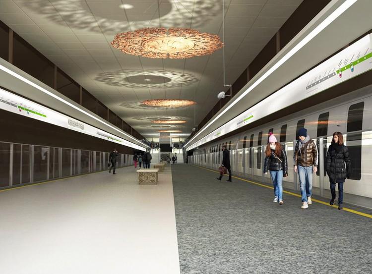 Станция Ковальская слобода готова на 98%