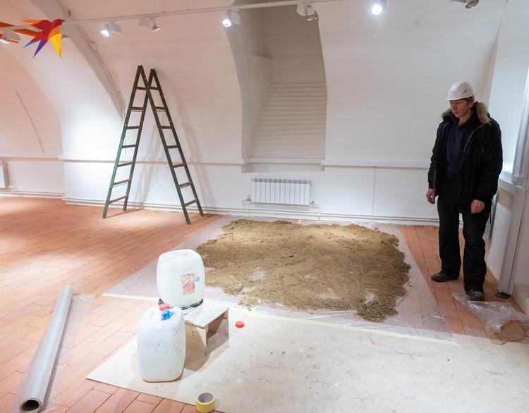 Стрелецкая караульная восстановлена и теперь станет музеем.