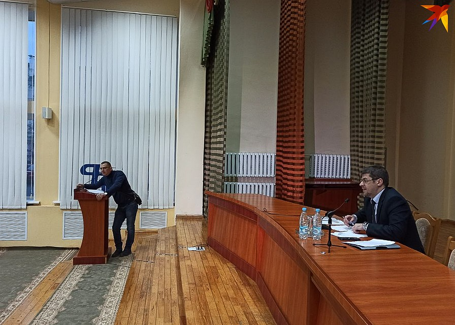 Многодетный отец считает, что нарушены его конституционные права. Фото: Оксана БРОВАЧ