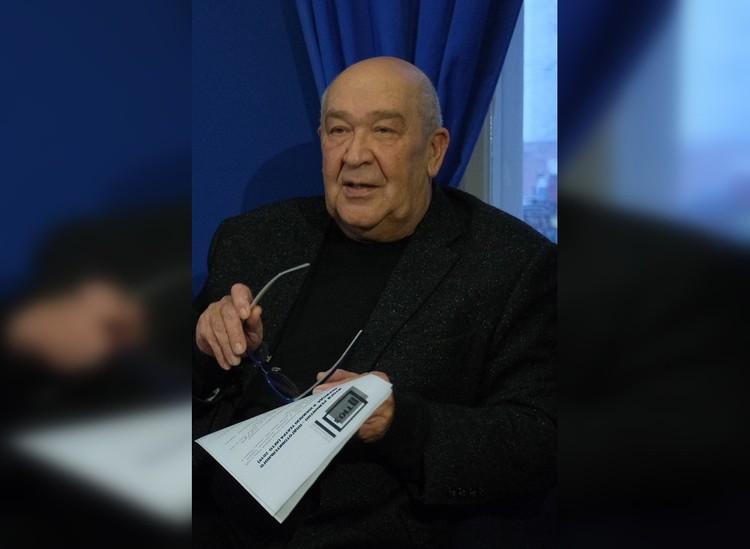 Художественный руководитель Пермского театра юного зрителя Михаил Скоморохов