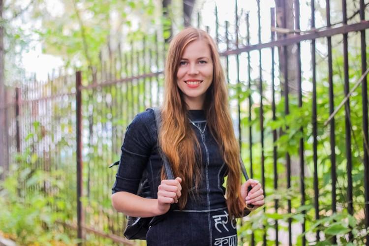 Актриса, певица, исполнительница роли Наташи в сериале «Реальные пацаны» Алена Путина