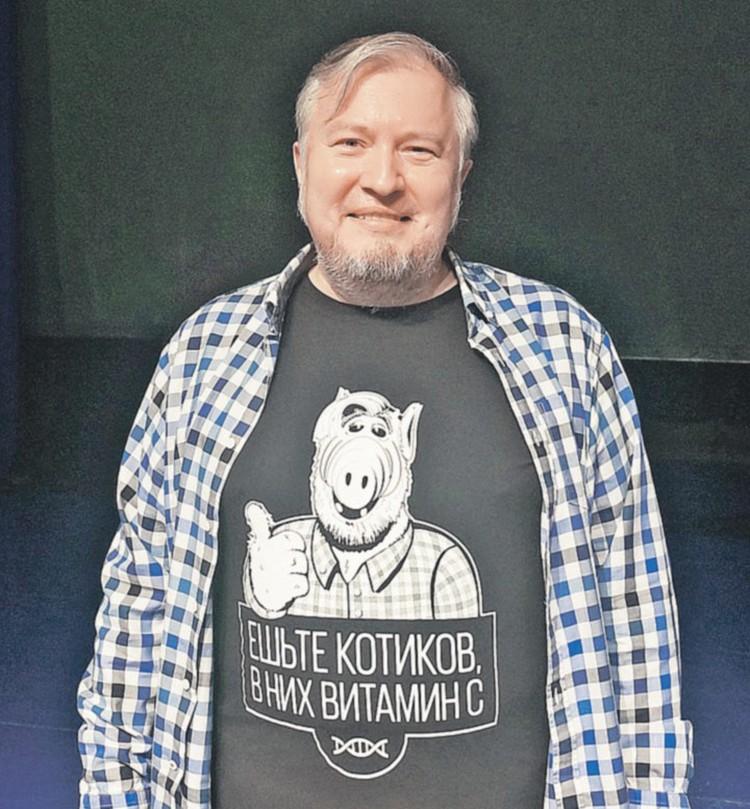 Алексей Водовозов. Фото: wikipedia.org
