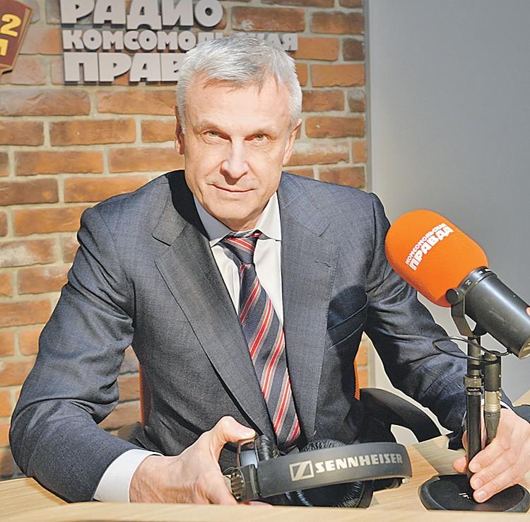 Сергей НОСОВ.