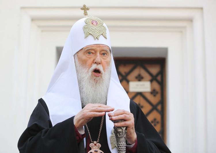 Глава УПЦ КП Филарет (Денисенко)