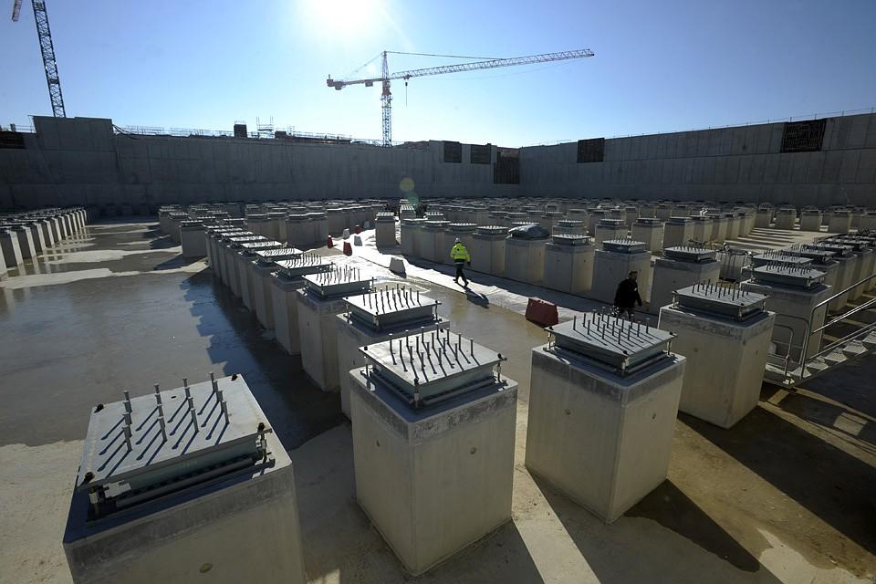Цель международного проекта ITER - строительство на юге Франции самого большого и коммерчески успешного термоядерного реактора. Фото: GLOBAL LOOK PRESS