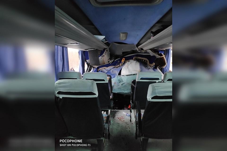 В массовой аварии под Краснокамском пострадали четверо детей и пять взрослых
