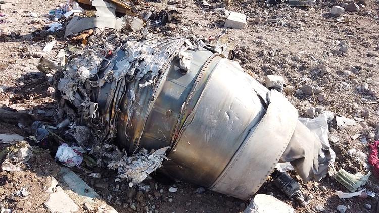 Иран признался в ликвидации украинского авиалайнера