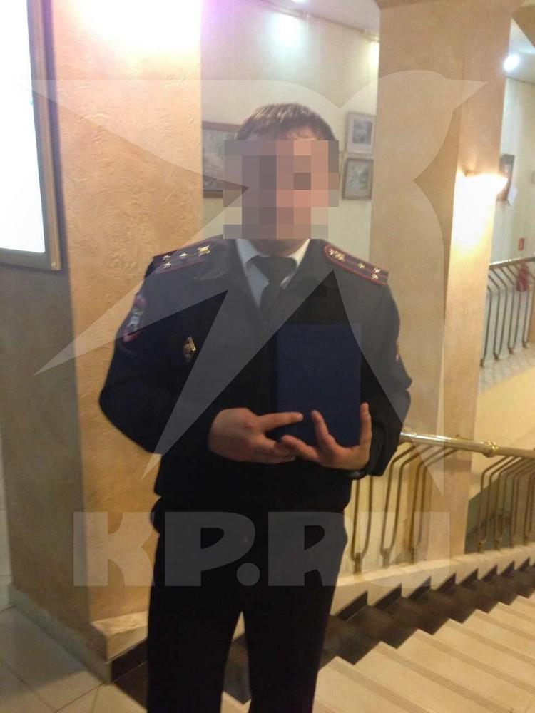К Самвэлу Кадряну силовики пришли на следующий день после его дня рождения. Фото: соцсети