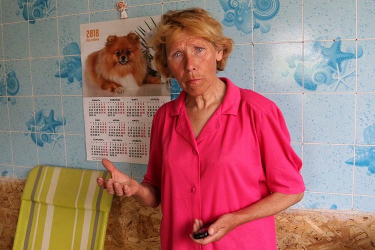 «Как можно на пенсию в 8,5 тысяч прожить?!» - недоумевает Анна Буянова