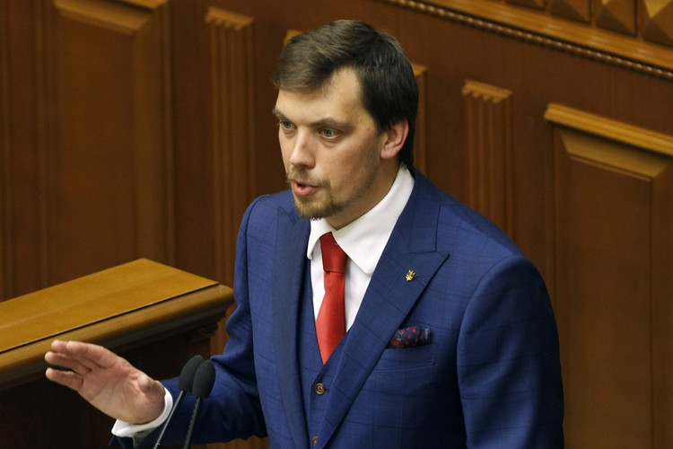 35-летний Гончарук признался, что в экономике он сам профан.