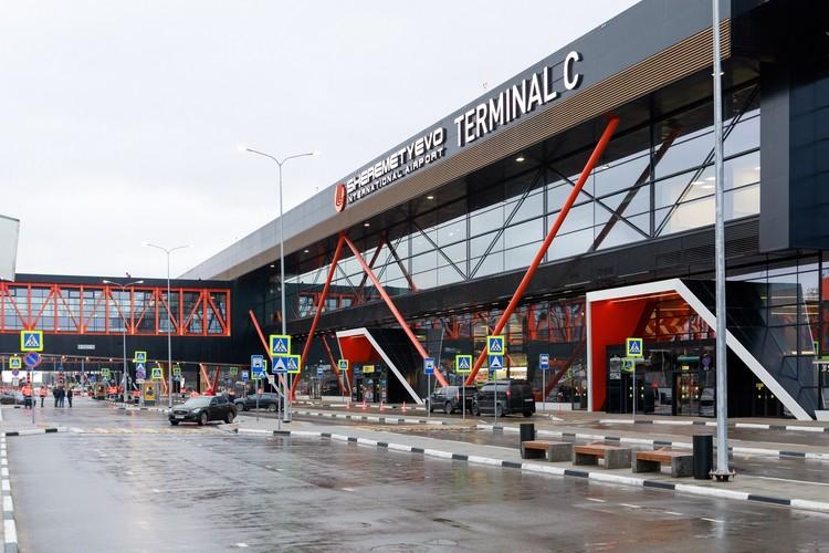 Терминал С вошел в состав северного терминального комплекса и интегрируется с уже введенным в эксплуатацию терминалом В. Фото предоставлено пресс-службой ПАО «Аэрофлот».