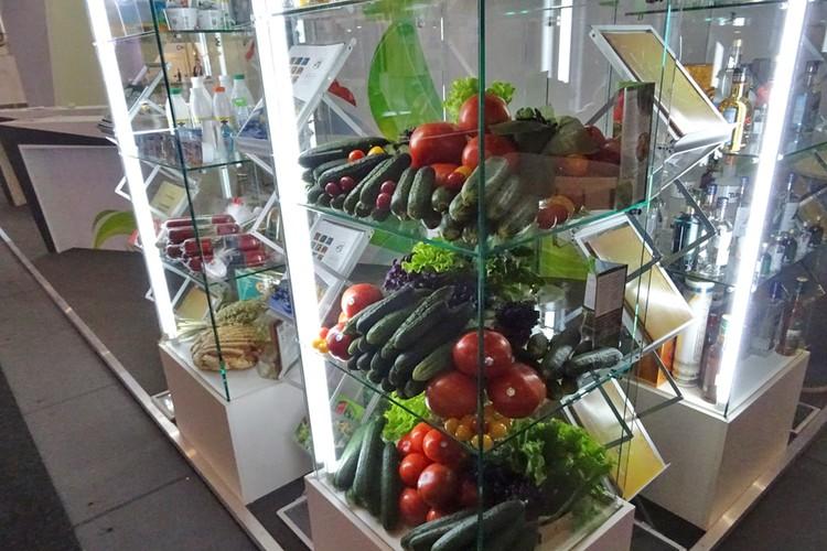 Российские овощи