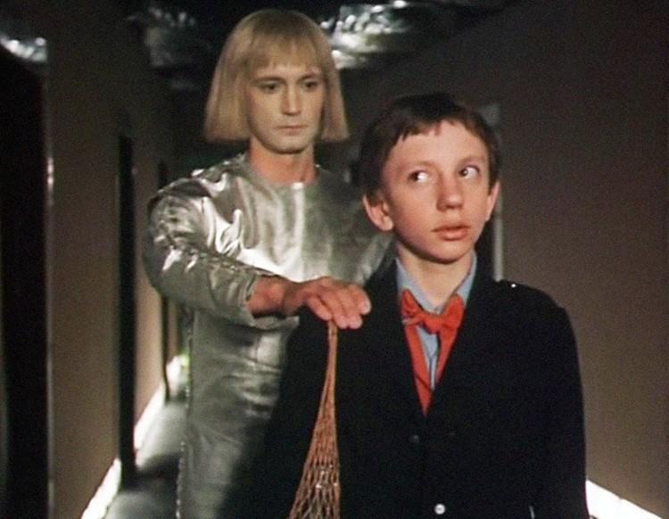 Кадр из фильма «Гостья из будущего» 1984 года