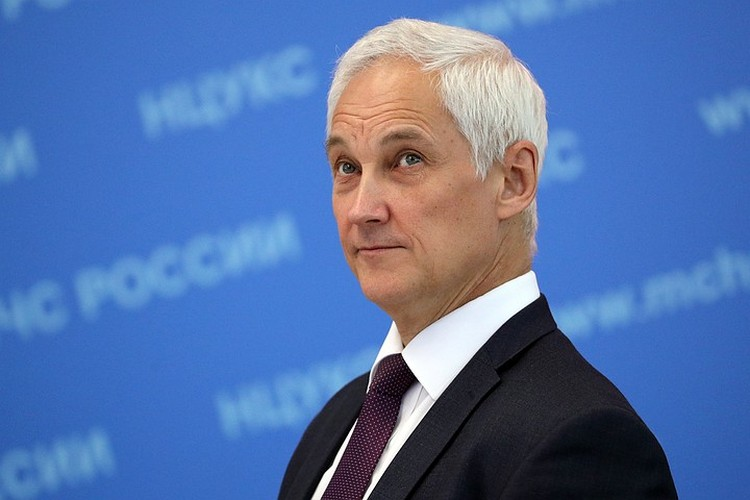 Андрей Белоусов. Фото: Михаил Терещенко/ТАСС