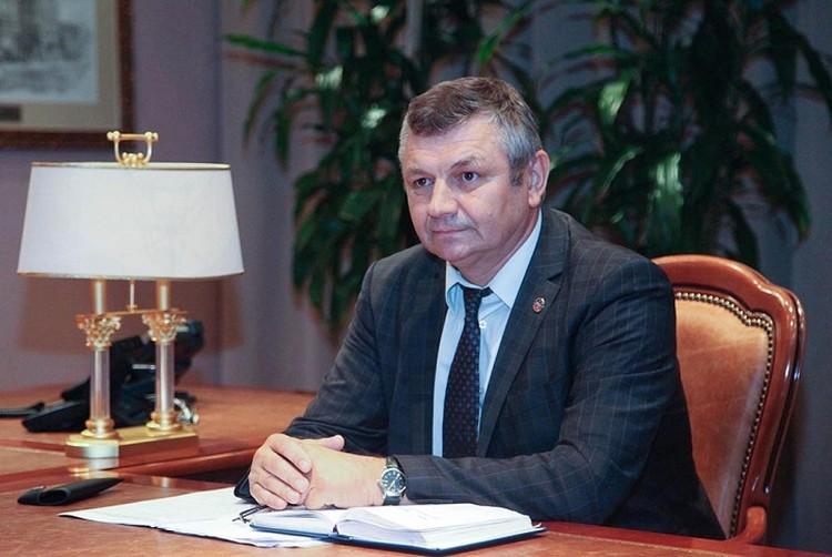 Министр образования и науки Республики Михаил Кушаков на посту с июня прошлого года. Фото: Официальный сайт Главы Республики