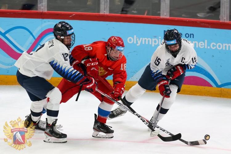Фото: Пресс-служба Федерации Хоккея России