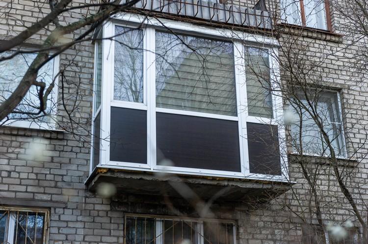 Под угрозой штрафа владельцы нестандартных окон и балконов… были всегда.