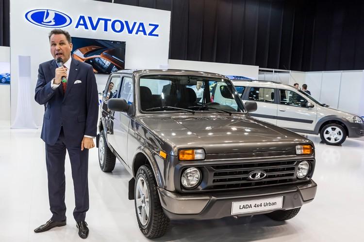 АвтоВАЗ прекратил производство своего пикапа - модели ВАЗ-2329, которая выпускалась с 1995 года. Он почти не менялся в течение этой четверти века, но теперь пришло время обновления LADA 4x4. Фото: Андрей Холмов/ТАСС