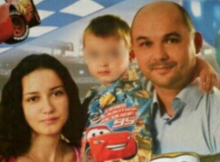 Дети остались с отцом по решению суда. Фото: соцсети