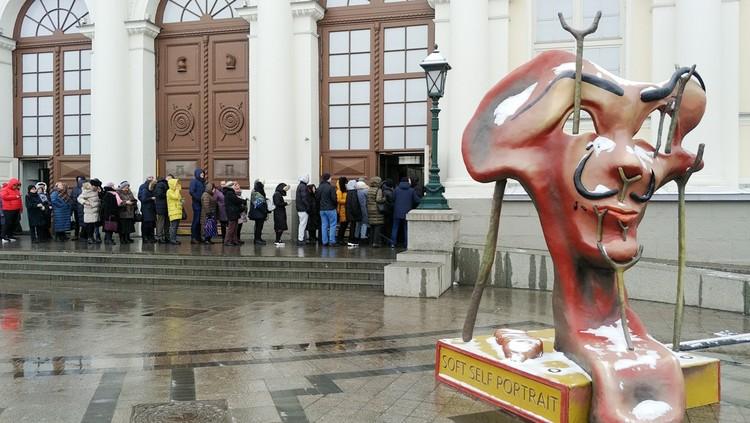"""Более 35 тысяч билетов уже распроданы в онлайн-режиме! Фото: АГН """"Москва"""""""