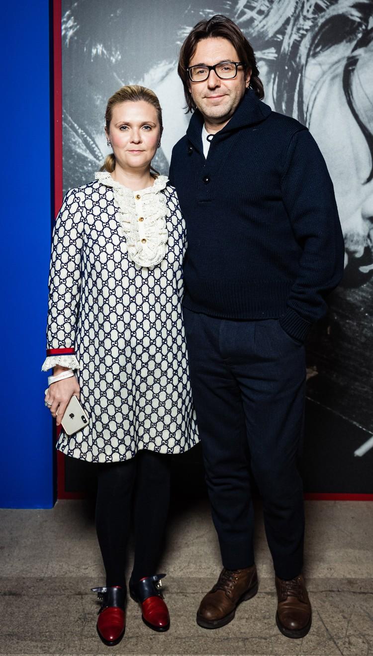 Андрей Малахов и Наталья Шкулева.