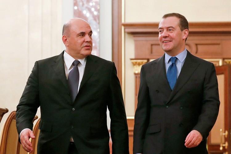 Дмитрий Медведев новым назначением доволен.