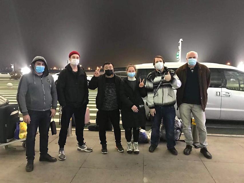 Всего в Россию из Уханя доставят 147 человек. Фото: Посольство России в Китае/Фейсбук