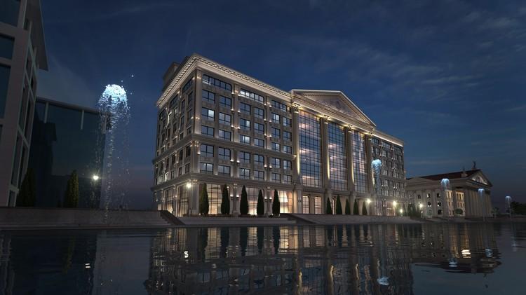 Бизнес-центр «БК Капитал Палас».