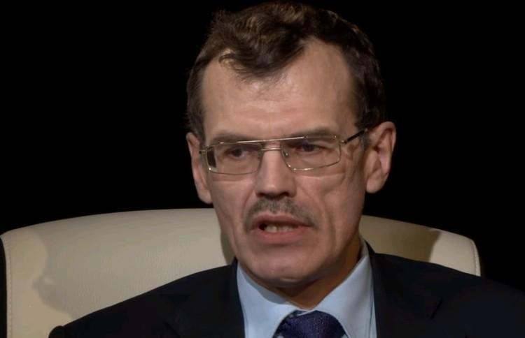 Доктор исторических наук Владимир Хандорин.
