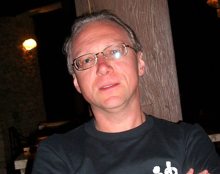 Журналист Василий Головин