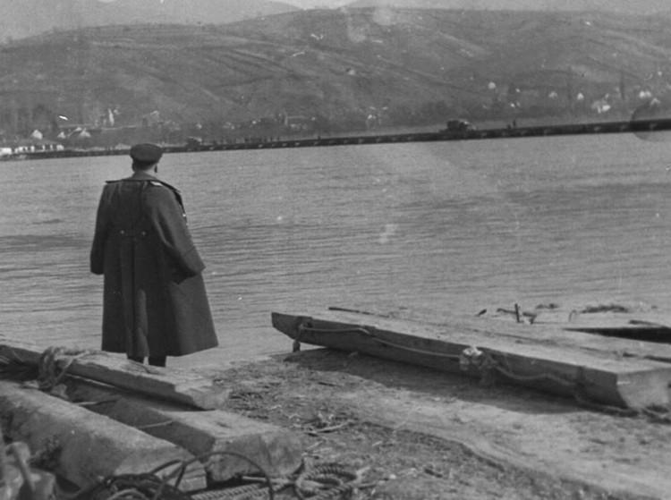 Маршал Советского Союза Р.Я. Малиновский в г. Будапеште. Венгрия, 1945 г. Фото: Министерство обороны РФ