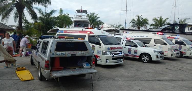 Два ребенка погибли. Фото: twitter.com/Ruamduay