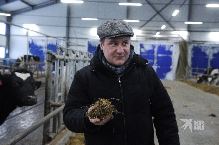 В 2019 году корма «Балтымского АгроКомплекса» получили высшую оценку качества