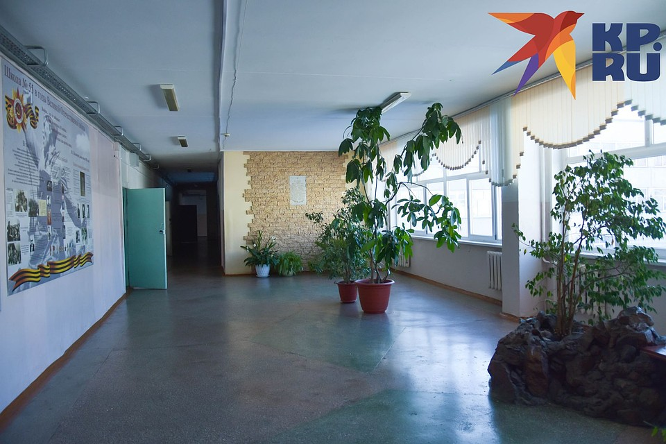 Школа, в которой учился Алексей Узенюк, известный теперь как Элджей. Фото: Алена МАРТЫНОВА