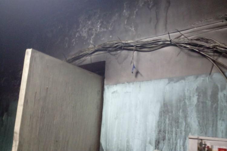 Коридор общежития. Фото: предоставлено Юлией Арсентьевой