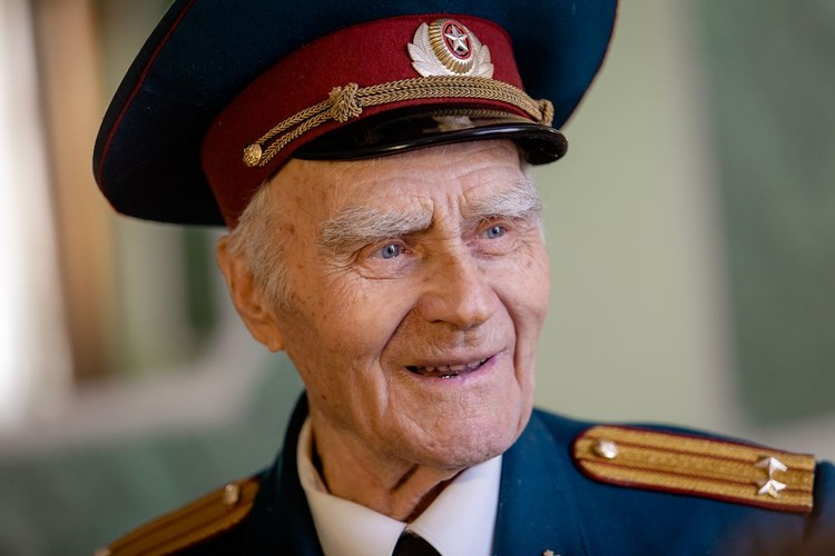 Григорий Иванович Ваганов — кладезь уникальных историй о войне