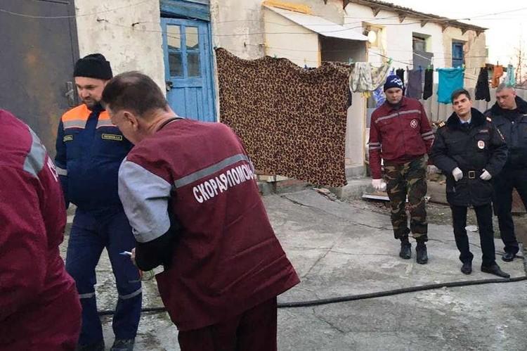 На улице дежурили полицейские. Фото: instagram.com/alekseioderov