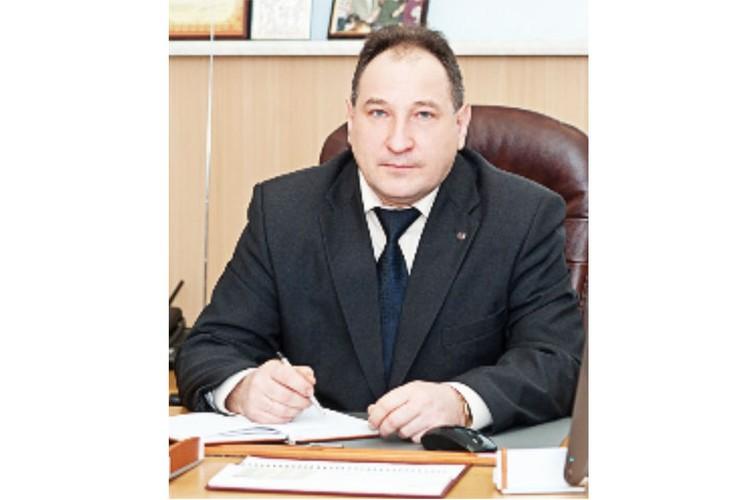 Ректор ФГБОУ ВО «БГТУ», д.т.н., профессор О.Н. Федонин.